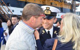 Allievo Accademia Navale corso Ateires