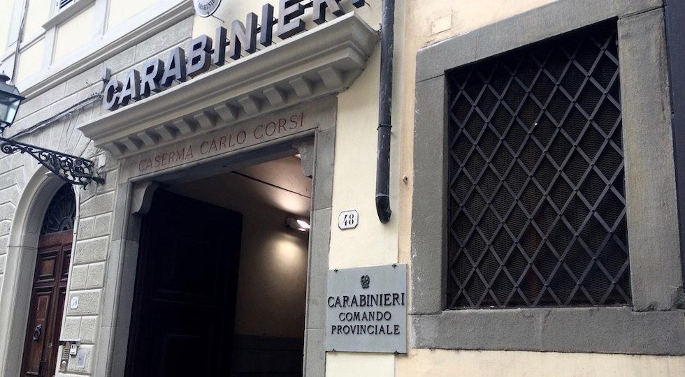 Movimenti 2019 nei comandi dei Carabinieri. Chi arriva e chi va
