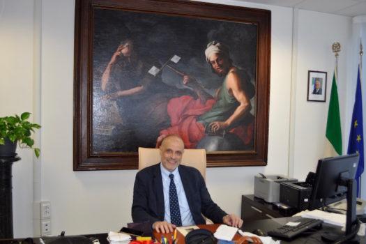 Procuratore Generale Marcello Viola