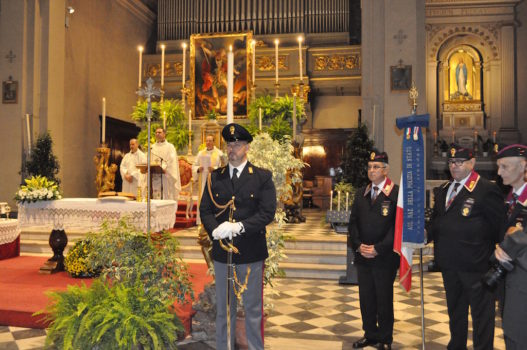 La funzione religiosa nella chiesa di San Michelino a Firenze