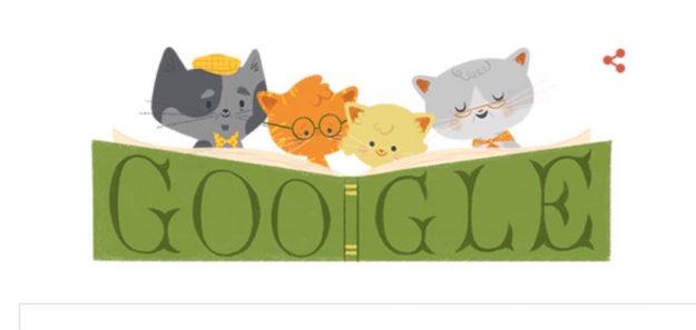 Il doodle per la Festa dei nonni 2016