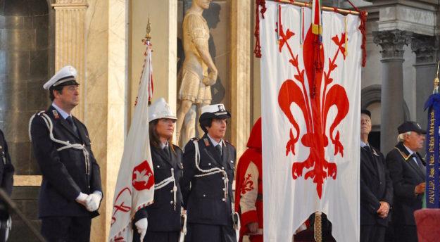La Polizia Municipale di Firenze celebra 162 anni dalla fondazione