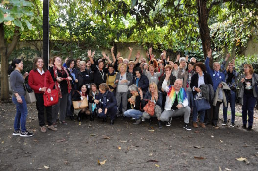 Un gruppo dei partecipanti al convegno 2016