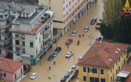 Alluvione a Carrara il 5 novembre 2014