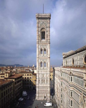 Campanile di Giotto (cortesia Opera del Duomo, foto Niccolò Orsi Battaglini)