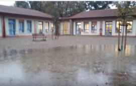 Le scuole della Montagnola all'Isolotto sono impraticabili