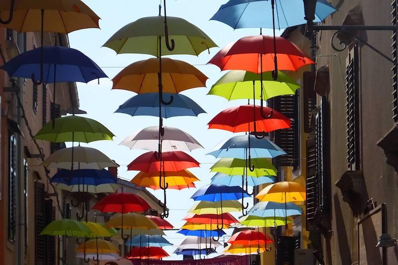 Colori d'estate a Cittanova Novigrad Croazia (Mario Nocentini)
