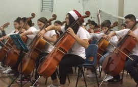 Concerto di Natale 2016 alla scuola Paolo Uccello