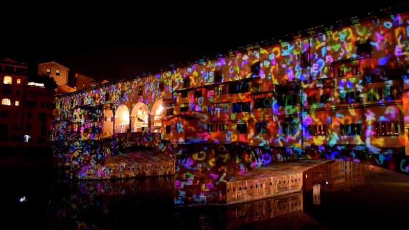 Ponte Vecchio Natale 2016 (Mario Nocentini)