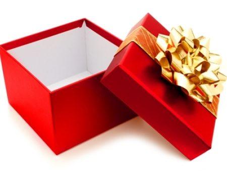 Un pacco di Natale può rivelarsi una truffa