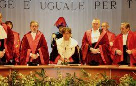 La presidente Cassano dichiara aperto l'anno giudiziario 2017 per la Toscana