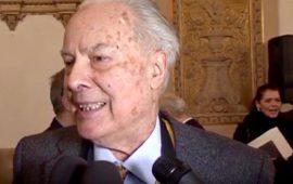 Lelio Lagorio già Presidente della Regione Toscana