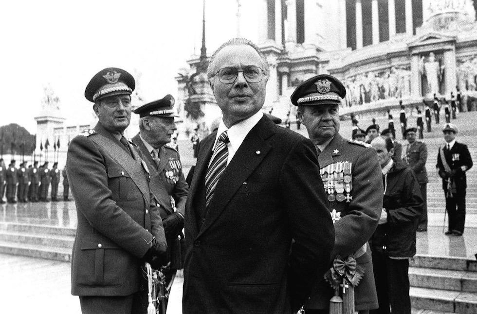 Lelio Lagorio fu ministro della Difesa dal 1980 al 1983