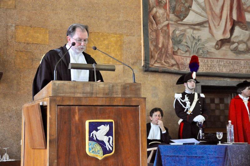Procuratore Regionale Andrea Lupi