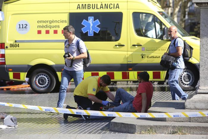 Attentato con morti e feriti il 17 agosto a Barcellona