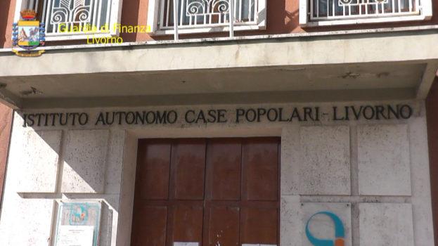 Controlli della Finanza a Livorno sui redditi dei beneficiari di casa popolare