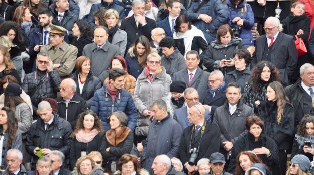 Cresce l'età media della popolazione italiana