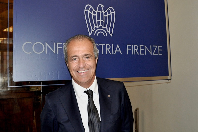 Luigi Salvadori neo presidente di Confindustria Firenze