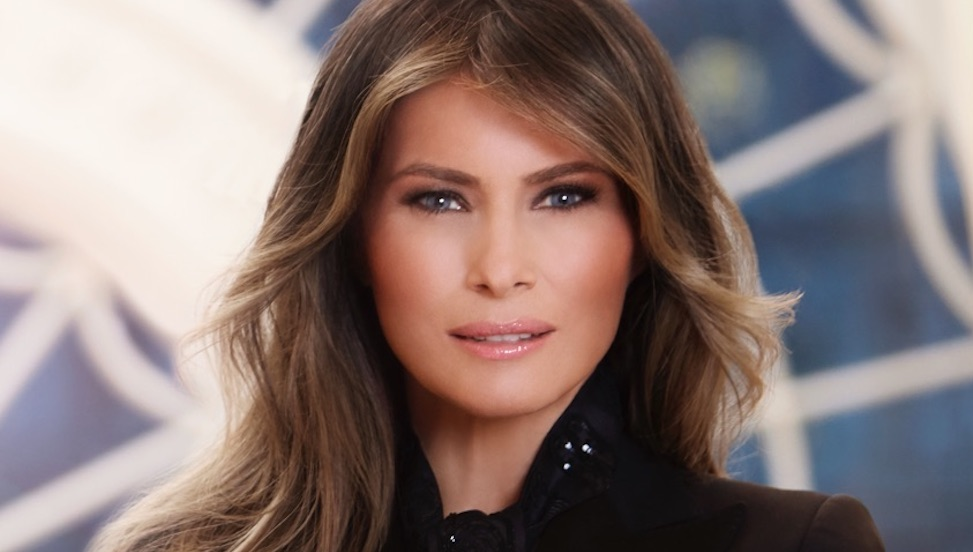 Melania Trump, la nuova First Lady Usa