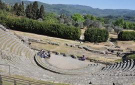 Al Teatro Romano di Fiesole sei spettacioli di Odissea-Un racconto mediterraneo