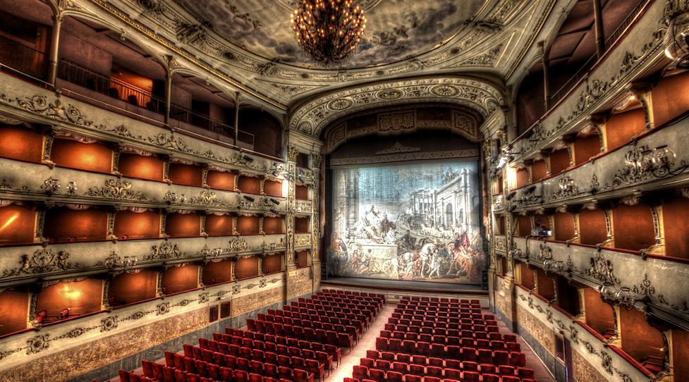 Il Teatro della Pergola a Firenze