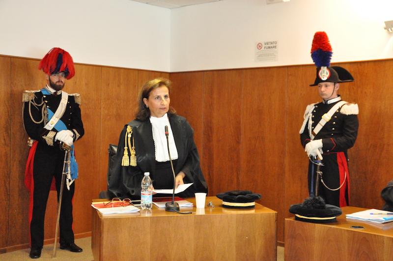 Il procuratore regionale Acheropita Mondera