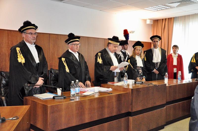 I giudici della Sezione di controllo toscana della Corte dei Conti