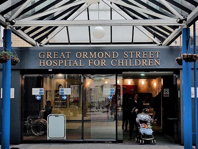Il Great Ormond Street Hospital di Londra