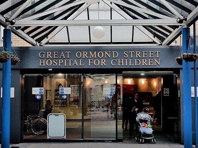 Il Great Ormond Street Hospital di Londra