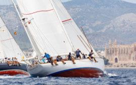 Il Corsaro II alla XXIII Regata Illes Balears Classics a Palma di Maiorca
