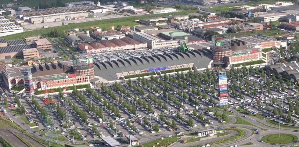 Allarme rientrato al Centro Commerciale I Gigli a Firenze