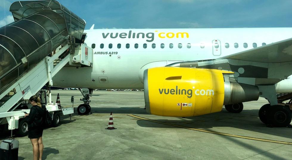 Dirottato su Pisa il volo Barcellona Firenze della Vueling