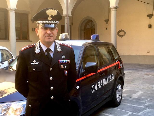 Tenente Colonnello Carmine Rosciano