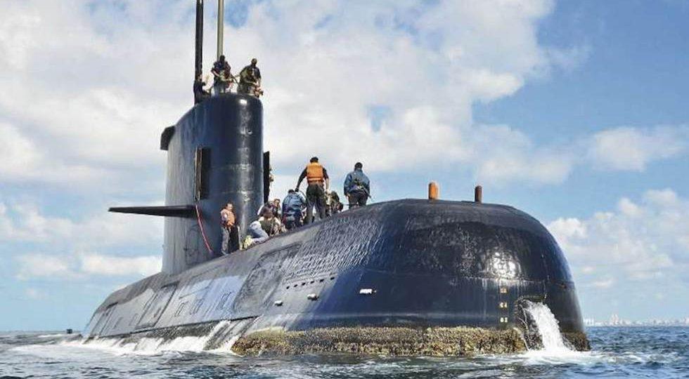 Caccia al sottomarino argentino disperso, ma non è come «Ottobre Rosso»
