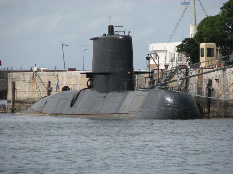 Il sottomarino Ara San Juan (Foto Armada Argentina)