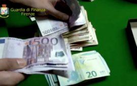 Blitz della Finanza in sale da gioco clandestine