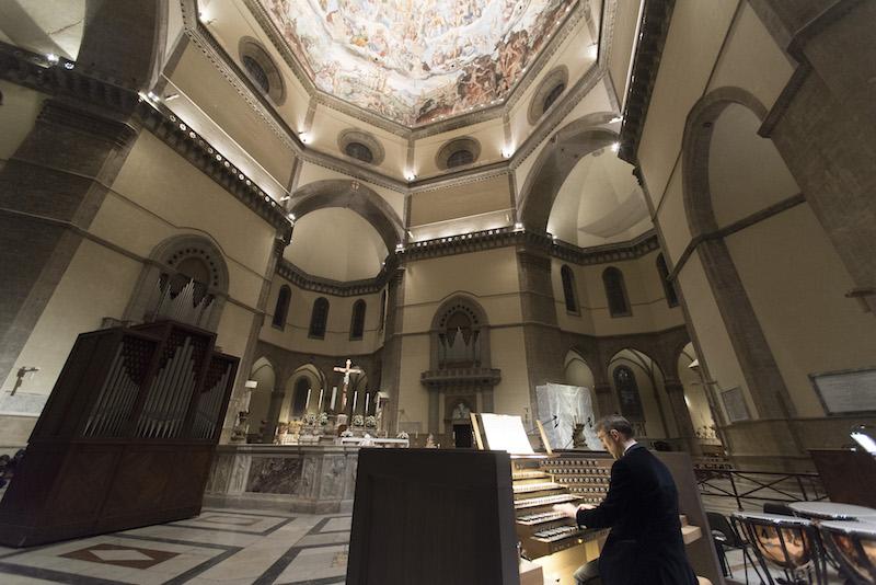 (foto Opera del Duomo Firenze/ credit Claudio Giovannini)