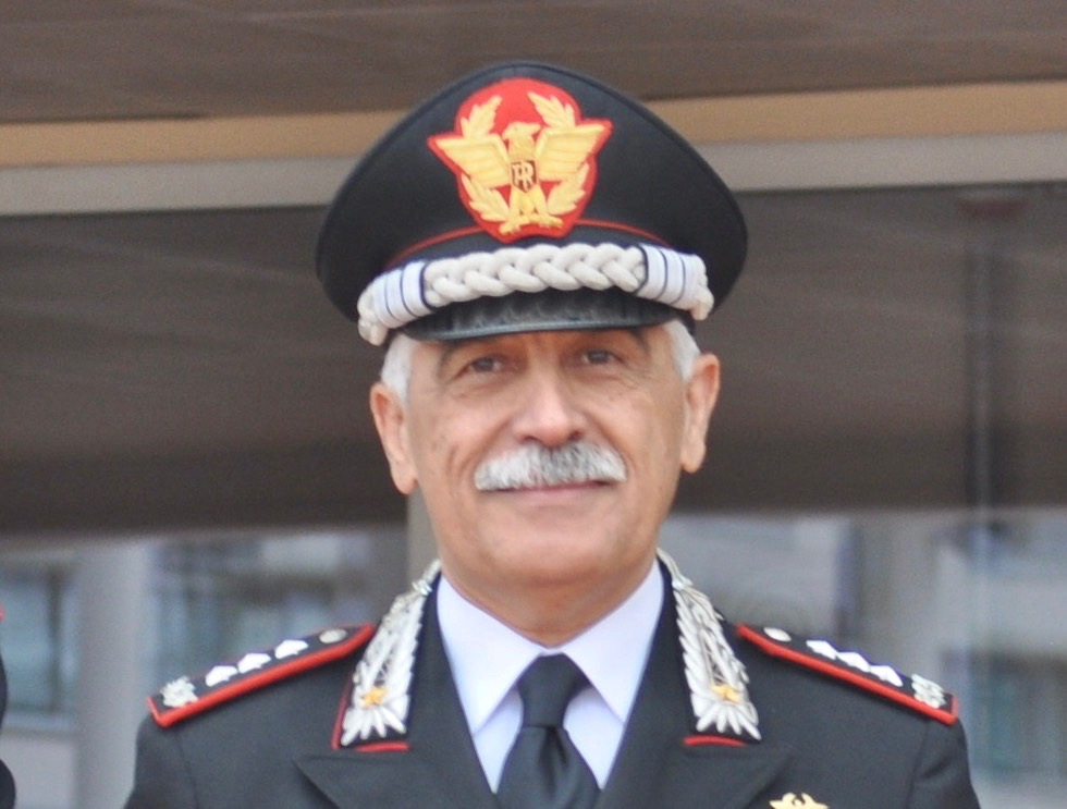 Generale Riccardo Amato