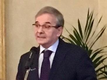 Mario Venturi Direttore Banca d'Italia di Firenze
