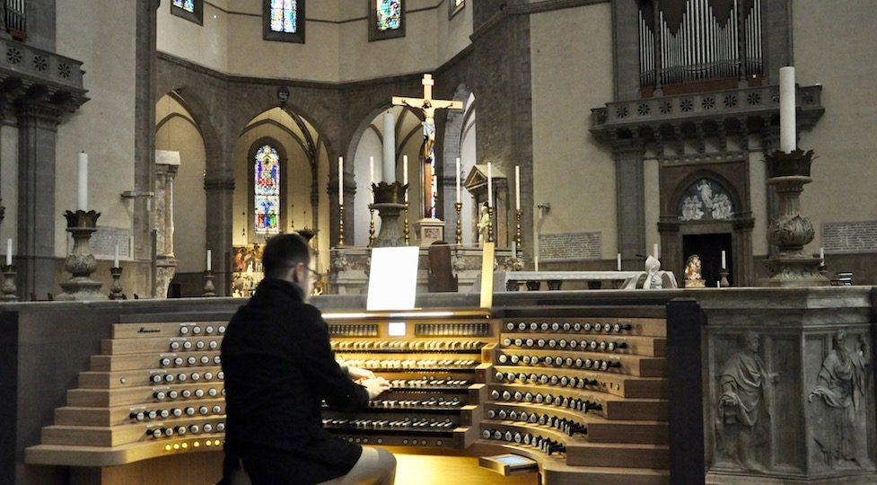 L' organo del Duomo di Firenze