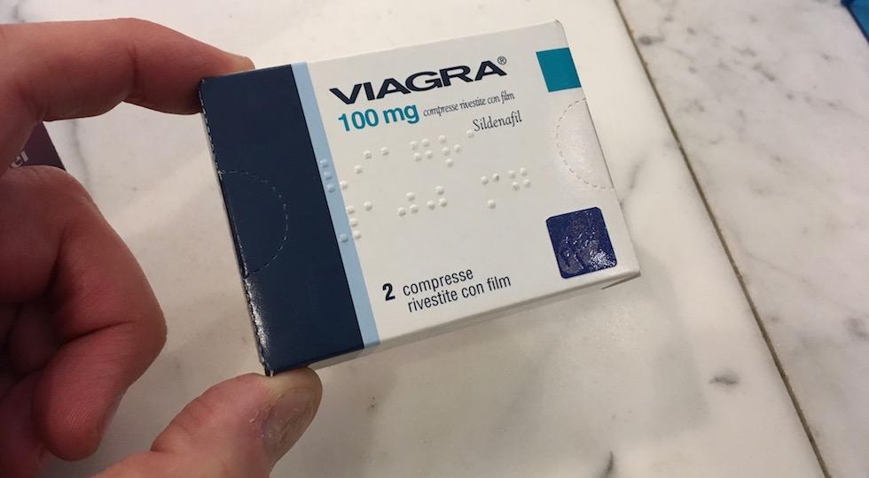 Viagra senza ricetta nelle farmacie inglesi