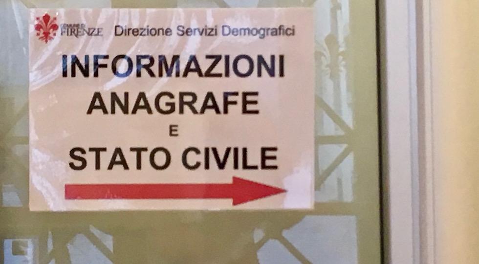 Sindacati in allarme per i servizi di anagrafe e stato civile del Comune di Firenze