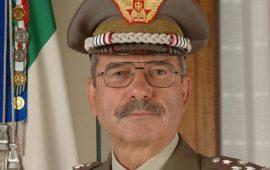 Il generale dell'Esercito Fabrizio Castagnetti