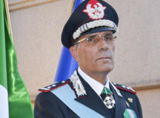 Generale dei Carabinieri Gaetano Maruccia