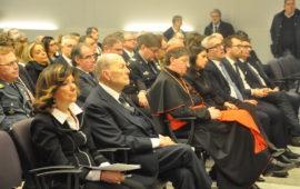 Maria Elisabetta Alberti Casellati all'inaugurazione dell'Anno Giudiziario 2018