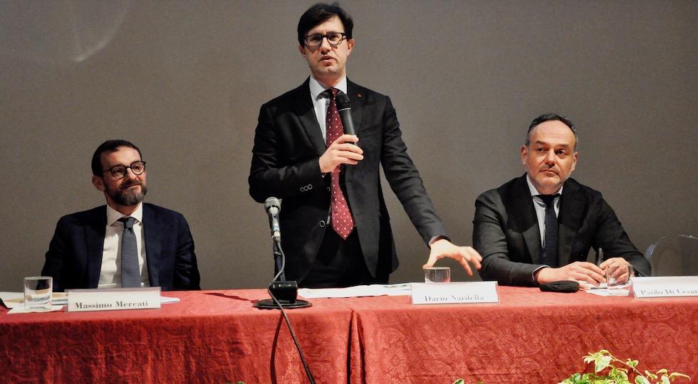 da sin Massimo Mercati, Dario Nardella, Paolo Di Cesare