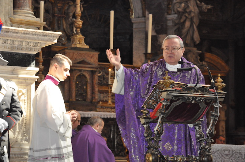 Arcivescovo Santo Marcianò