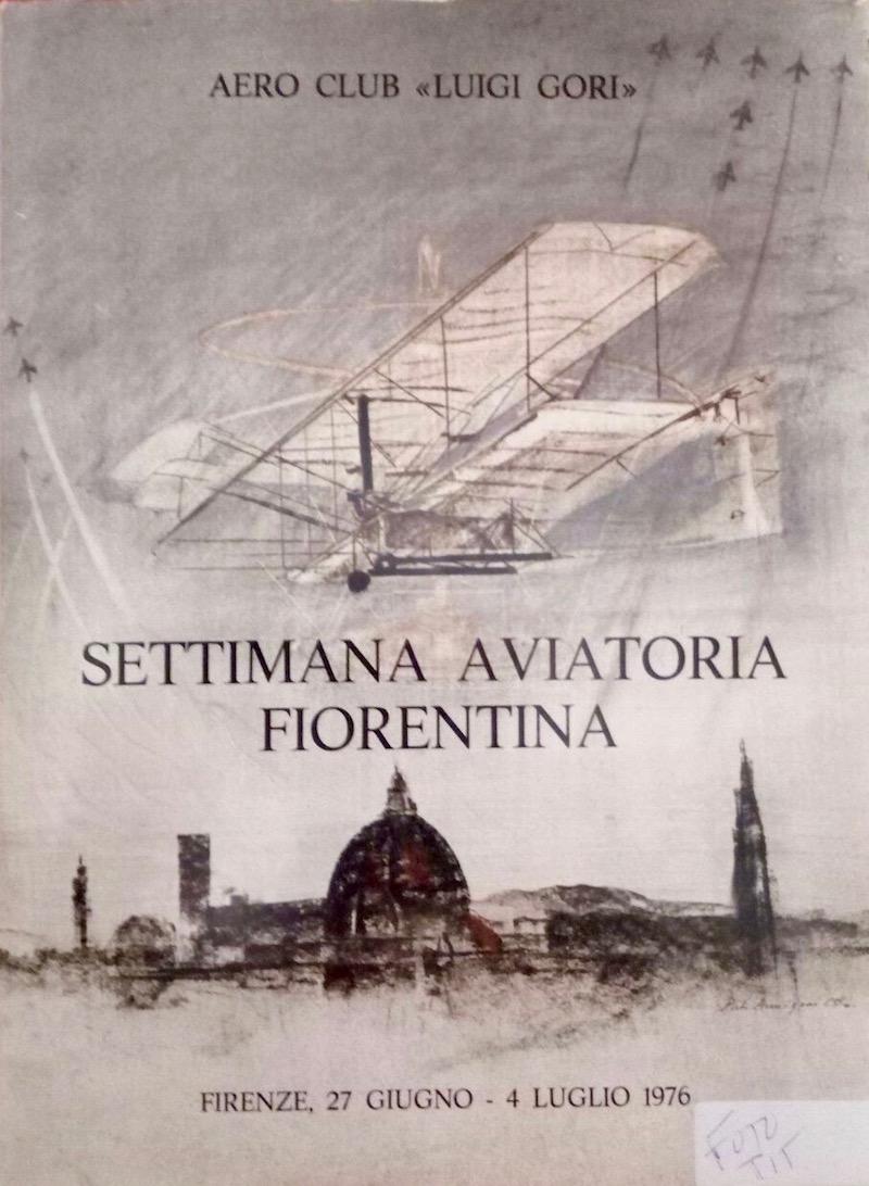 In un volume la Settimana Aviatoria a Firenze del 1976