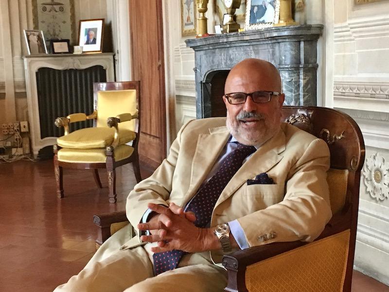 Dal 30 aprile Alessio Giuffrida lascerà l'incarico di prefetto di Firenze