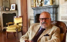Il prefetto Alessio Giuffrida lascia Firenze